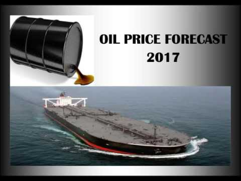 Oil price forecast 2017