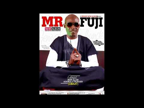NEW ALBUM BY MURI THUNDER- MR. FUJI