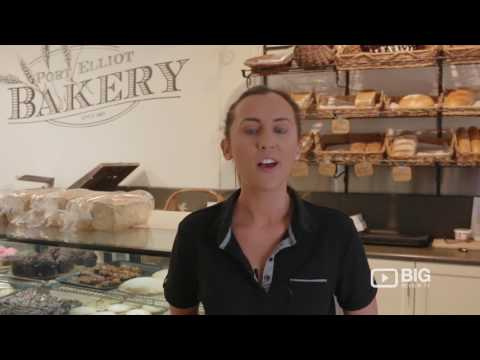The Port Elliot Bakery in Adelaide offering delicious Pastry and Pie