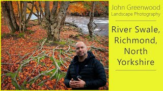 River Swale at Richmond in Autumn | Landscape Photography