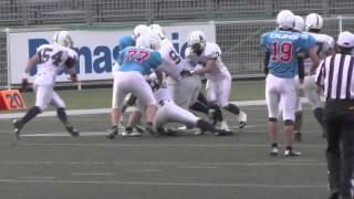 2013春 桃山学院大 vs. 大阪体育大学
