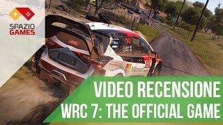 WRC 7, la Video Recensione del gioco ufficiale del campionato di Rally