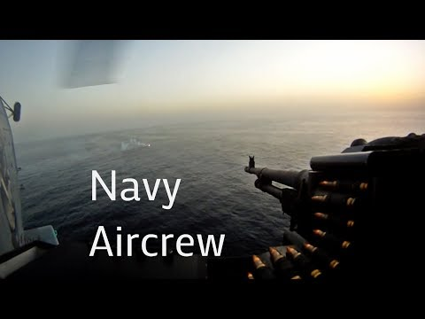 Is this the Coolest Job in the Navy? (Aviation Warfare)