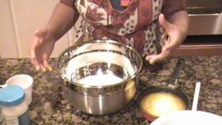 Moist Vegan Sheet Cake Part 1 (vanilla)