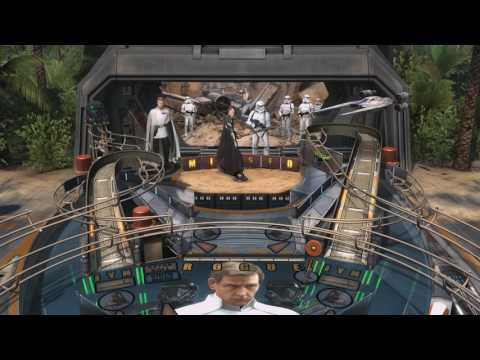 Star Wars Pinball: Rogue One Launch Trailer