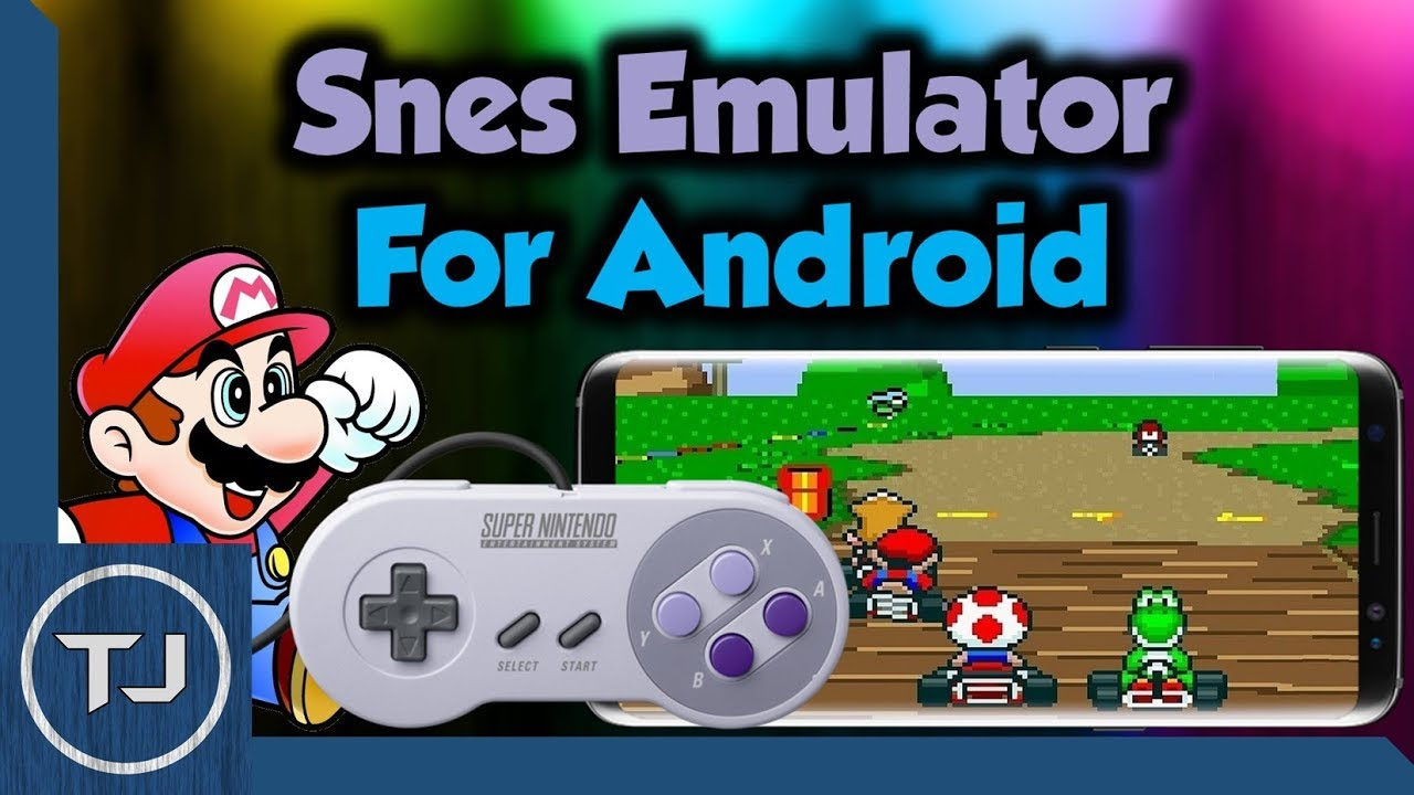 snes9x android games