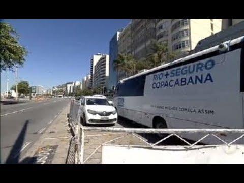 Projeto inovador diminui índices de violência em Copacabana (RJ)