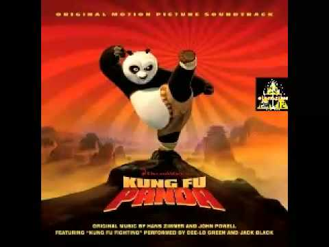 Kung Fu Panda Soundtrack  Kung Fu Fighting
