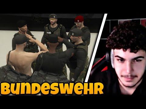 Download Big Sosa geht zur BUNDESWEHR | Mit PANZER zu den BLOODS | GTA RP Highlights
