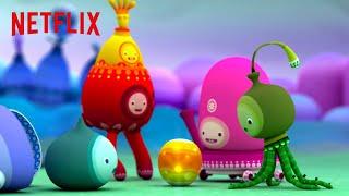 Playtime with Buddi & Friends 🎉 Buddi | Netflix Jr
