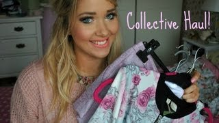 Collective Clothing Haul: H&M, New Look, Primark etc. Thumbnail