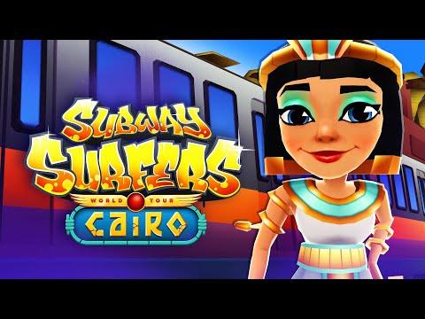 Subway Surfers World Tour 2020 - Cairo - Trailer