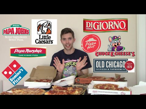 What is the Best Pizza?