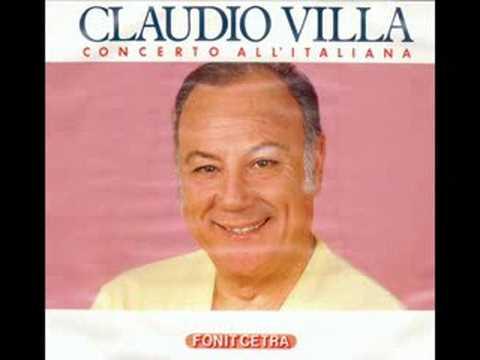 Firenze Sogna Claudio Villa