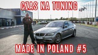 Czas na Tuning Made in Poland #5 - BMW e90 650hp 1300nm diesel(5 odcinek serii która dobrze pamiętacie. Bohaterem dzisiejszego odcinka jest BMW e90 o mocy 650hp i 1300nm w dieslu. Jesli chcemy by została na kanale to ..., 2016-10-02T16:00:04.000Z)