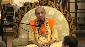 Шримад Бхагаватам 2.10.1 - Бхакти Ананта Кришна Госвами