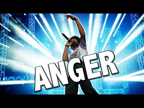 Anger by The Qemists + Crossfaith (Live 2017)
