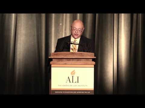 UC President Mark G. Yudof speech to ALI