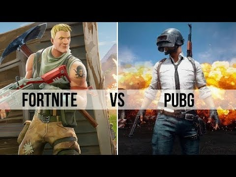 Why Fortnite Is More Fun Than PUBG
