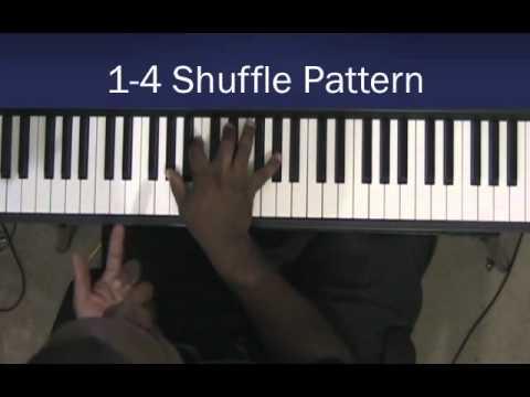 1 4 Shuffle Pattern