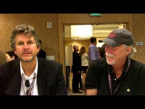 Grimm: Jim Kouf, David Greenwalt and Norberto Barba at San Diego Comic Con 2013