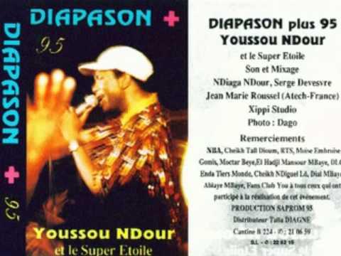 Youssou Ndour - DIAPASON 95