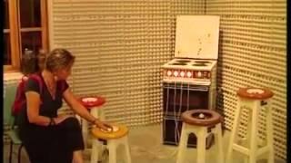 קריאטידה תערוכה חדשה של האמנית הבינלאומית סיגלית לנדאו במוזיאון הנגב