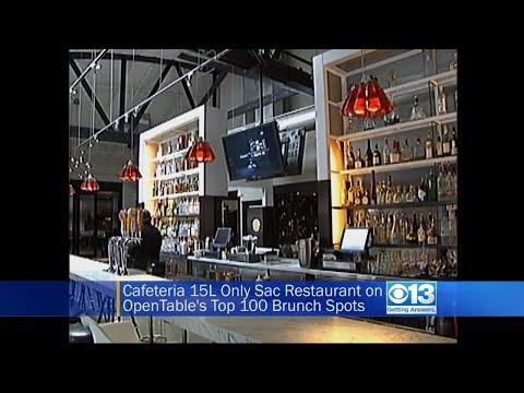 Cafeteria 15L On OpenTable's Top 100 Brunch Restaurants