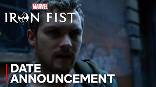 Marvel's Iron Fist - Season 2 | Date Announcement [HD] | Netflix