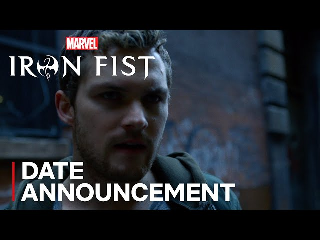 Marvel's Iron Fist: Season 2 | Date Announcement [HD] | Netflix