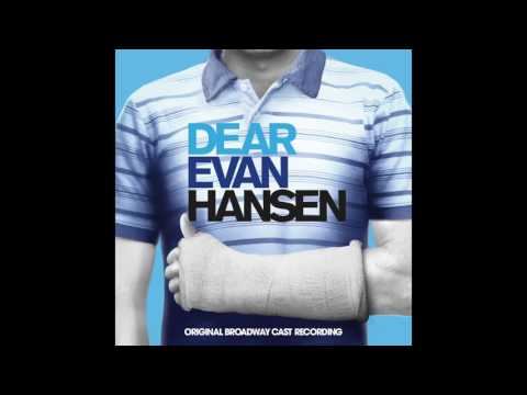 """Words Fail"" - Dear Evan Hansen (Karaoke/Instrumental)"