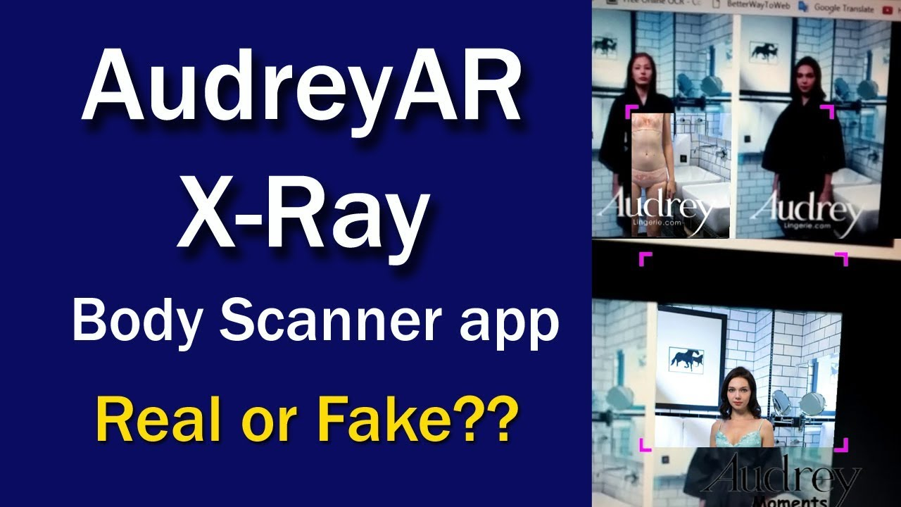 X ray body scanner free download