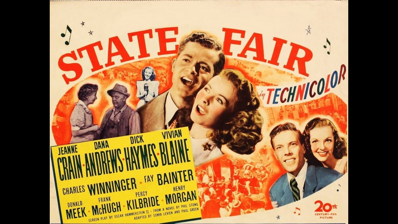 Image result for state fair 1945