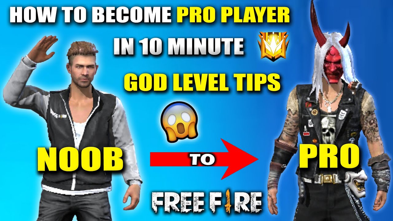 How To Become A Pro Player In Free Fire || Free Fire Pro Tips And Tricks 2020 || FireEyes Gaming