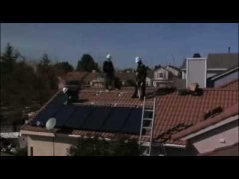 1st Light Energy - Solar Installation Video