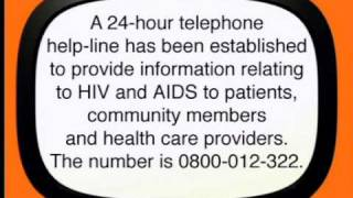 HIV Counselling and Testing - 24 Hour Helpline