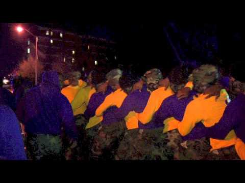 Xi Psi Chapter of Omega Psi Phi Spring 2013 Death March