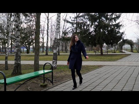 Алина в Брюховецком  парке