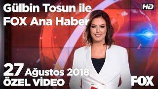 Erdoğan: Ahlat'ta 1071 metrekarelik otağ kuracağız! 27 Ağustos 2018 Gülbin Tosun ile FOX Ana Haber