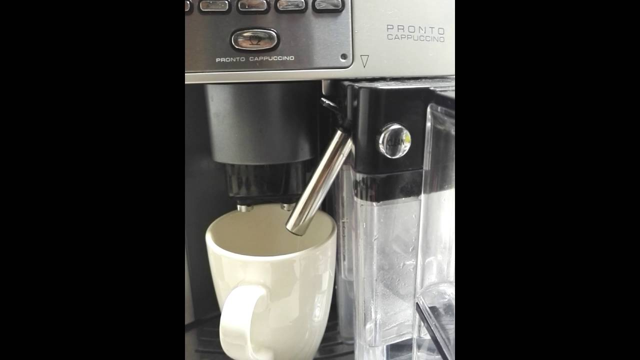 delonghi esam 3600 milk foam problem milchschaum problem youtube. Black Bedroom Furniture Sets. Home Design Ideas