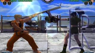 The King of Fighters: Maximum Impact (PlayStation 2) Story as Ryo