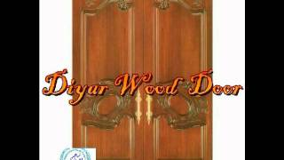 Wood Door.avi,shahid International Traders