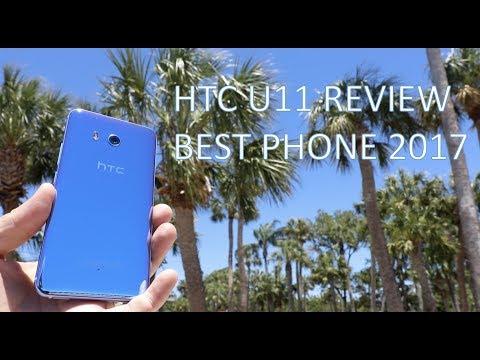 HTC U11 Review – Best Phone of 2017! 4K
