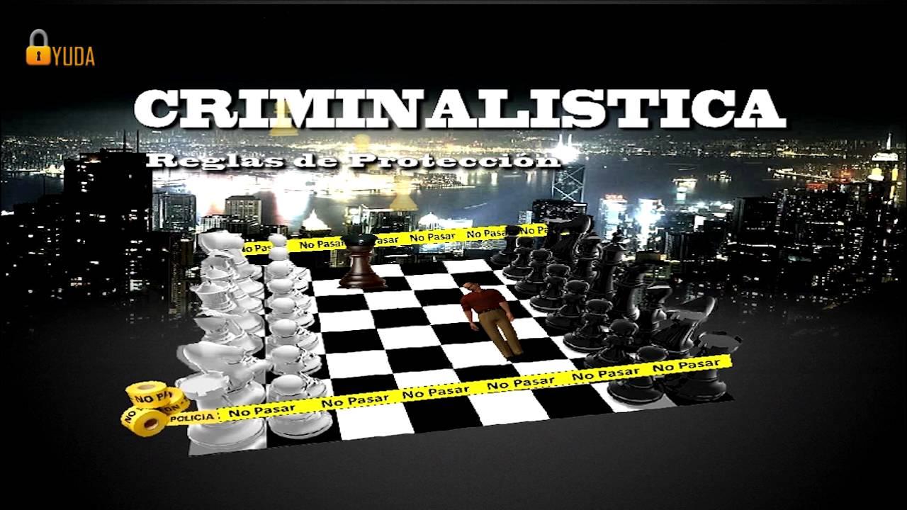 INVESTIGACION CRIMINALISTICA - YouTube