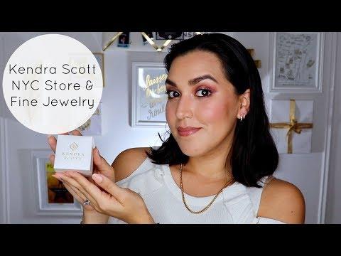 Kendra Scott NYC Store + 20% OFF Fine Jewelry Purchase