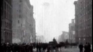 San Francisco 1906 Earthquake Market Street
