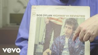 "Music video by Bob Dylan performing The story of the ""Highway 61 Re..."