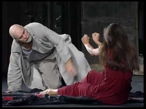 """Отелло - 3. Владас Багдонас в роли Отелло """"Meno  fortas"""""""