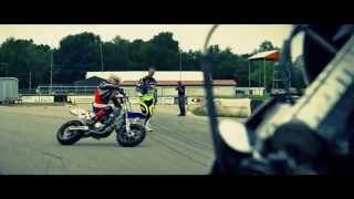 How to back iт in - Going Back To Supermoto School!