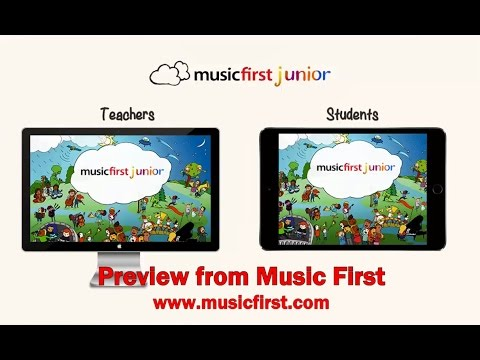 Music First Junior preview